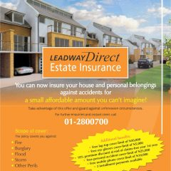 LEADWAY DIRECT ESTATE INSURANCE FLYER